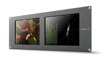 Studio Monitor Blackmagic SmartScope Duo 4K