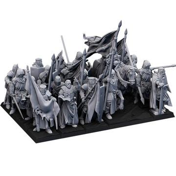 Crusade Regiment - BRETONNONIA -HIGHLANDS MINIATÚRY