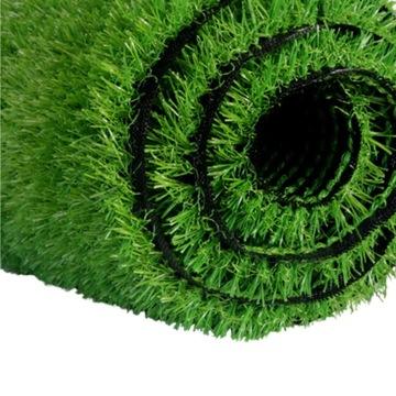 Umelá tráva hrubá koberca 2 metre