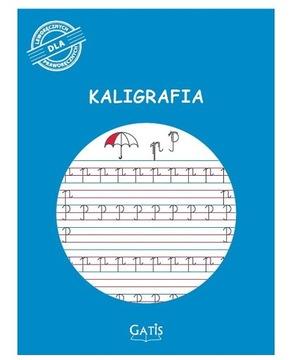 Notebook pre CALLIGRAPHY, ktorý sa učí písať podľa pravidla A4