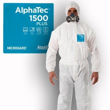 Chemický ochranný oblek Alphatec CAT.3 T 5/6