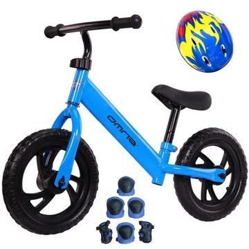 Závodný bicykel pre deti + prilba + chrániče
