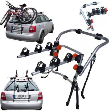 Aguri Spider 3 strieborný bicykel trup na klapku