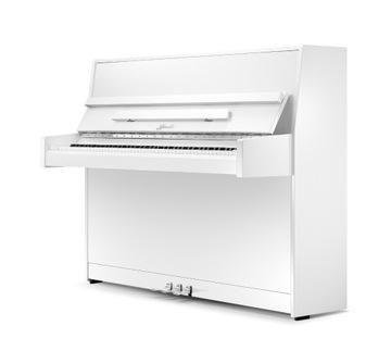 Piano Ritmüller Compact 112 EU WHITE GLOSS
