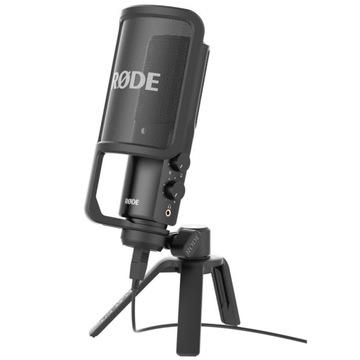 Rode NT-USB - kapacitný mikrofón