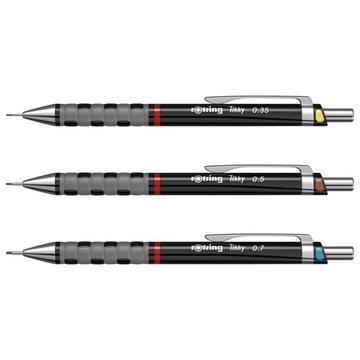 Automatické ceruzky ROTRING TIKKY RD BLK CC