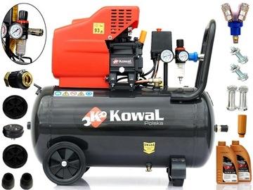 Olejový vzduchový kompresor KOMPRESSOR BM 50L KOWAL