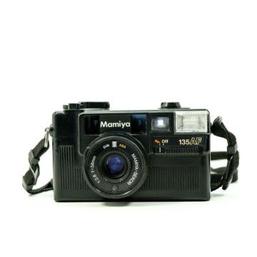Mamiya 135 AF analógový fotoaparát