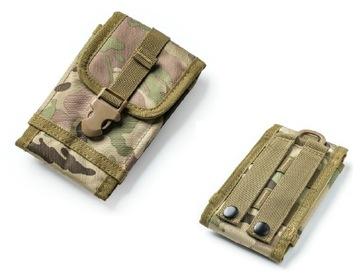 Vonkajšie puzdro na smartphone Camouflage Camo Sachet