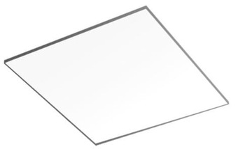 Plexi, Plexy, Plexiglass: 1x1 meter; 3 mm hrubá