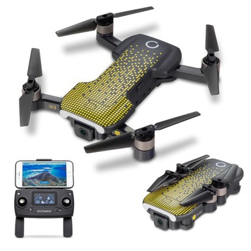 Dron OverMax X Bee Drone Fold One WiFi FPV fotoaparátu