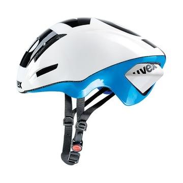 Cyklistická prilba Uvex EDAero - 41/0/963/02 17
