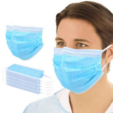 Maska chirurgická chirurgická maska 3W 50 ks