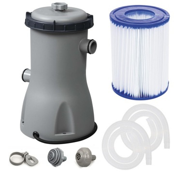 Čerpadlo pre bazén 3028 l / h + bestway filter 58386