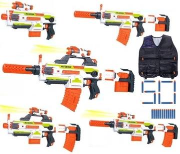 Automatická puška NERF Blaster Modulus