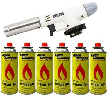 KERAMICKÁ náplň GAS BURNER + 6 spájkovacia lampa GAS
