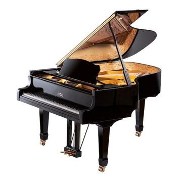 Piano Estónsko L 190 čierny lesk