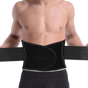 Bedrový pás na korzete stabilizátora chrbtice