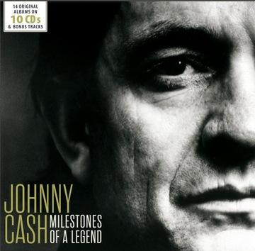 Johnny Cash - 18 originálnych albumov (10cd)