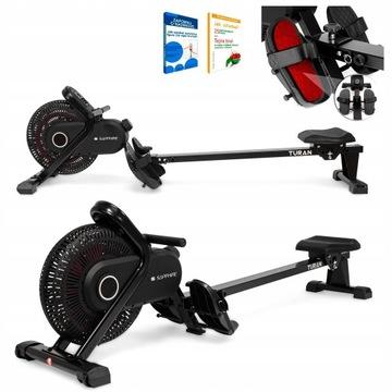 Air-Magnetic Rower Sapphire Turaran