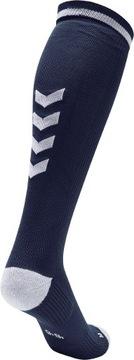 Hummel Elite Indoor High Socks, ROZ. 39-42