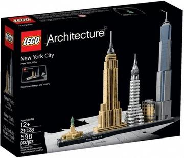LEGO Architecture v New Yorku