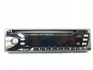 Rádio JVC KD-S611 Panel