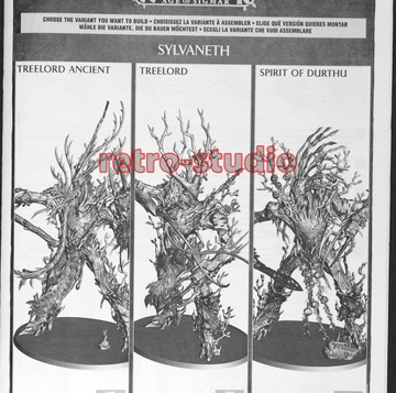 Sylvath Treelord - hydina