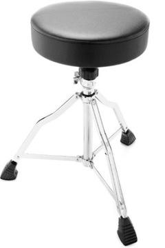 Stool, okrúhle sedadlo 28 cm pre bicie MDT4