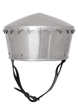 Crusader helma, oceľ 2mm ulfberth
