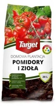 Paradajkové paradajky a byliny 20l