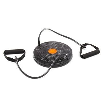 Twister rotačný pre fitness cvičenia + sprievodca