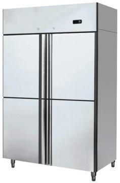 Chladiaca skrinka 900L 4 dvere Priemyselná chladnička