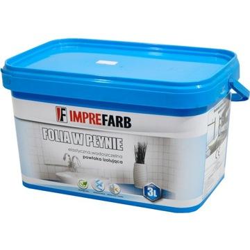 Kvapalná fólia HydroLivácia Kúpeľňa Ederfarb 3L