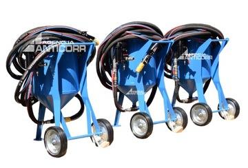 Radbrew (Sandbox) 100L, RMC, PTC ventil