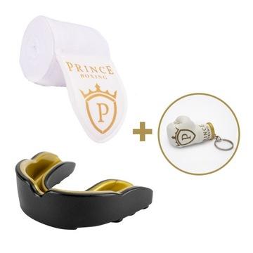 BOXER SET: čeľusť + bandáže + mini rukavice