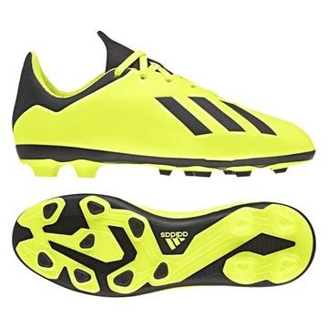 Futbalové topánky Adidas Junior X 18.4 R: 38