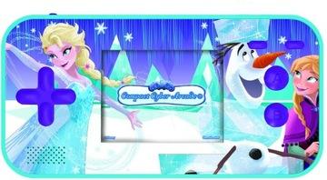 Prenosná konzola Frozen pre deti 150 hier