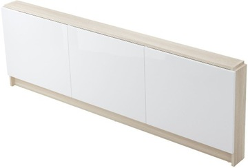 CERSANIT SMART FURNITURE PANEL FOR BATHTUB 170 CM WHITE