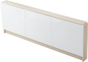 CERSANIT SMART FURNITURE PANEL FOR BATHTUB 160 CM WHITE