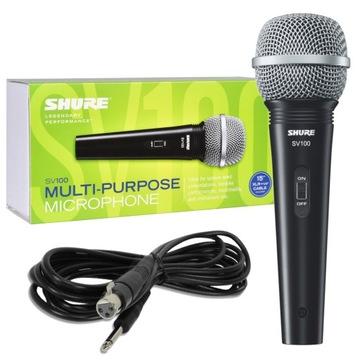 Shure sv 100 - dynamický mikrofón