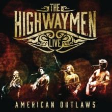Highwaymen Live: American Outlaws CD / BOX
