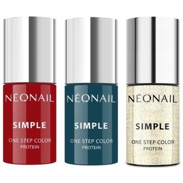 Neonail Simple Set 2 + 1 Zmiešajte farby