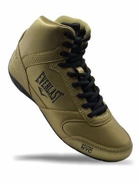 Boxerské topánky Everlast Ring Gold