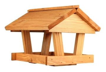 Krmítko pre zimujúce vtáky Domek Duży KR-5