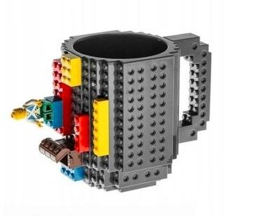 LEGO BLOCK CREATIVE MUG + DARČEKOVÉ BLOKY