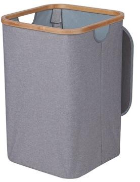 Kôš umývačka spodná bielizeň 60L bambusové šedé