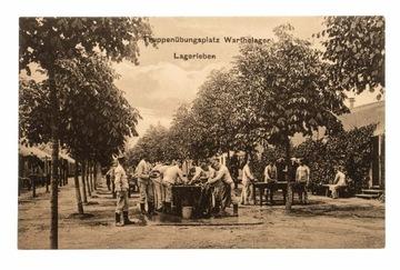 Biedrasko Barracks 1918
