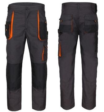 Pracovné nohavice R.50 na triplné švy