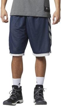 R6030 Adidas Pánske šortky pre basketbalové x
